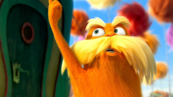 Dr Seuss The Lorax HD Movie Wallpaper 30 Views:2313