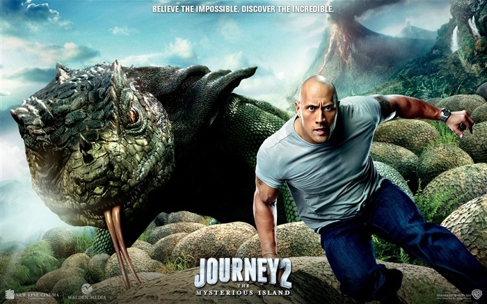 Journey 2-The Mysterious Island HD Movie Wallpaper 01 Views:5459