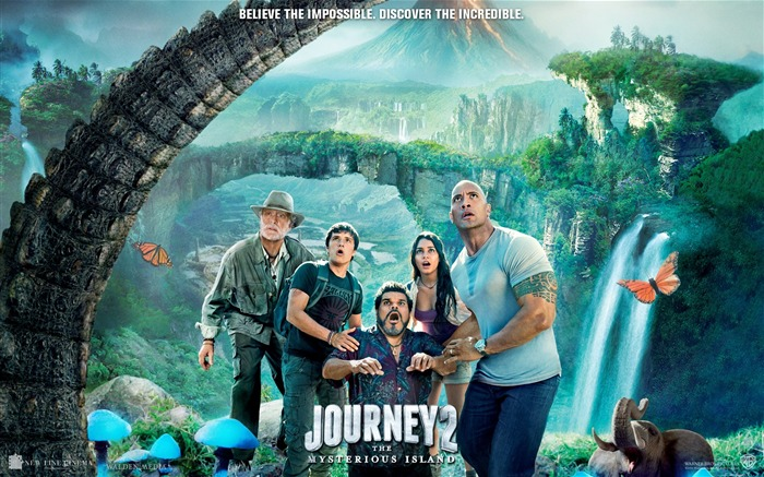 Journey 2-The Mysterious Island HD Movie Wallpaper 07 Views:5149