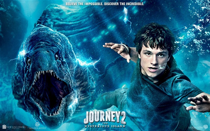 Journey 2-The Mysterious Island HD Movie Wallpaper 08 Views:4754