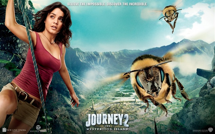 Journey 2-The Mysterious Island HD Movie Wallpaper 11 Views:4704