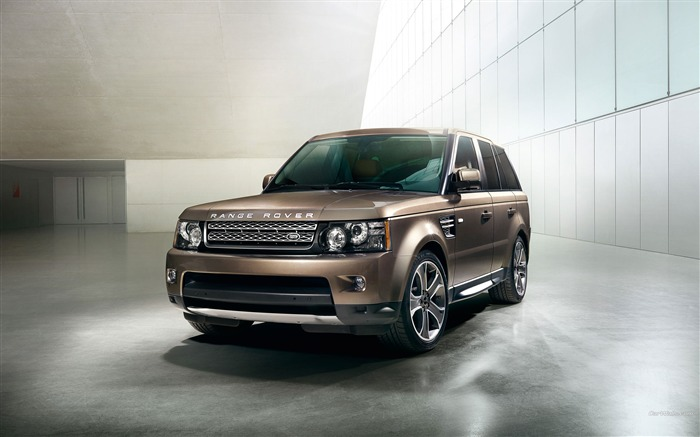 Land Rover Range Rover  HD Desktop Wallpaper Views:10942