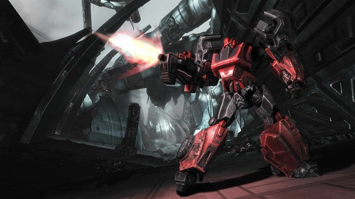 Transformers-Fall of Cybertron HD Game Wallpapers 14 Views:6353