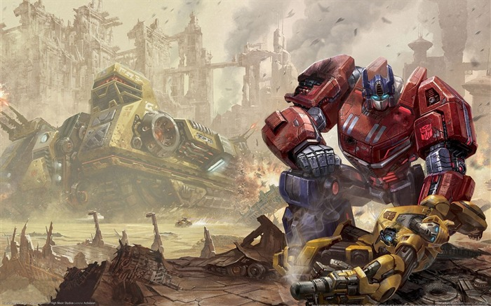 Transformers-Fall of Cybertron HD Game Wallpapers 16 Views:6137