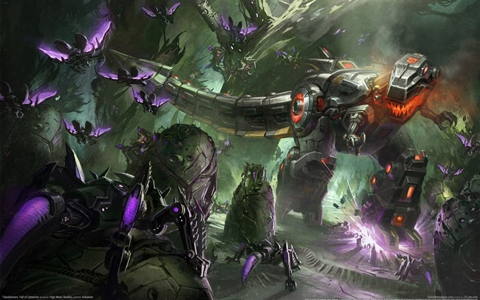 Transformers-Fall of Cybertron HD Game Wallpapers 18 Views:12976