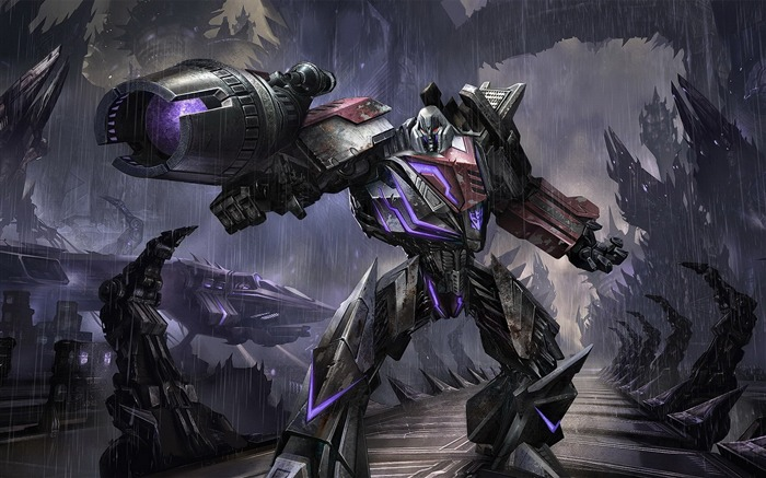 Transformers-Fall of Cybertron HD Game Wallpapers 19 Views:10462
