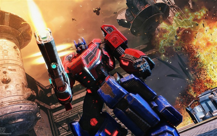 Transformers-Fall of Cybertron HD Game Wallpapers Views:10220