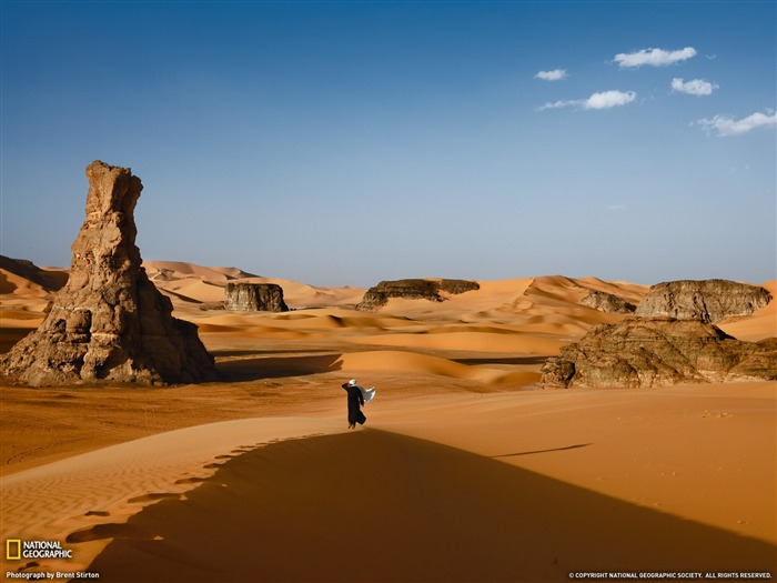 Tuareg Algeria-National Geographic Travel Photos Views:8509