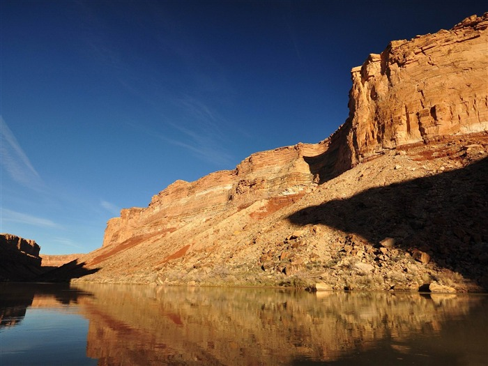 grand canyon-Beautiful river landscape photography Views:6465