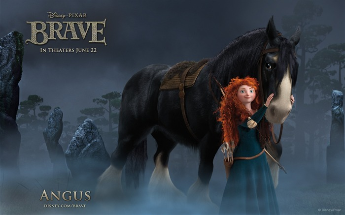 ANGUS-Brave 2012 HD Movie Wallpaper Views:9080 Date:3/4/2012 10:29:33 PM