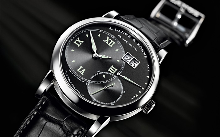 A LANGE SOHNE-The world famous brands watches wallpaper Views:17208 Date:3/7/2012 2:28:32 PM