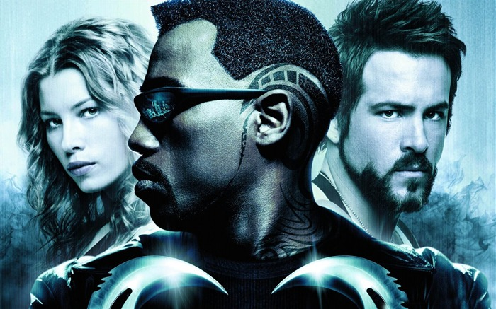 Blade Trinity-2011-12 film and television HD wallpaper Views:17146