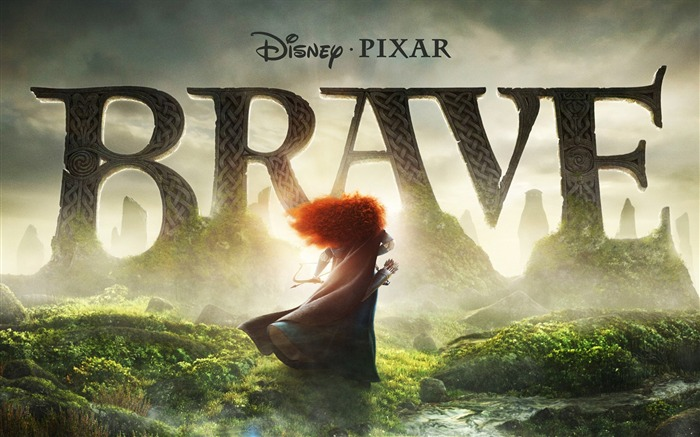 Brave 2012 HD Movie Wallpaper Views:8596