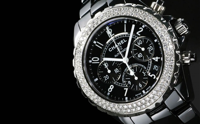 CHANEL-The world famous brands watches wallpaper Views:18908 Date:3/7/2012 2:11:19 PM