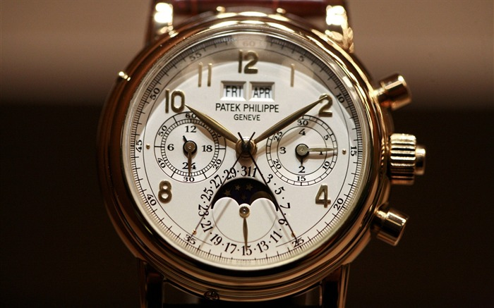 PATEK PHILIPPE-The world famous brands watches wallpaper Views:21130 Date:3/7/2012 1:58:41 PM