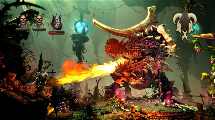 Trine 2 Game HD Wallpaper 02 Views:3604