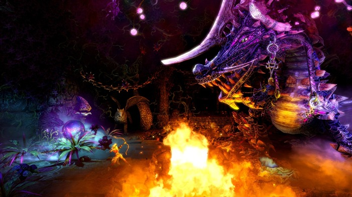 Trine 2 Game HD Wallpaper 04 Views:4586