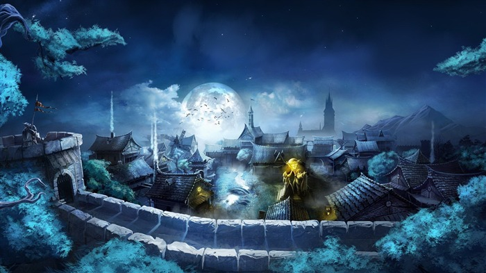 Trine 2 Game HD Wallpaper 06 Views:4174