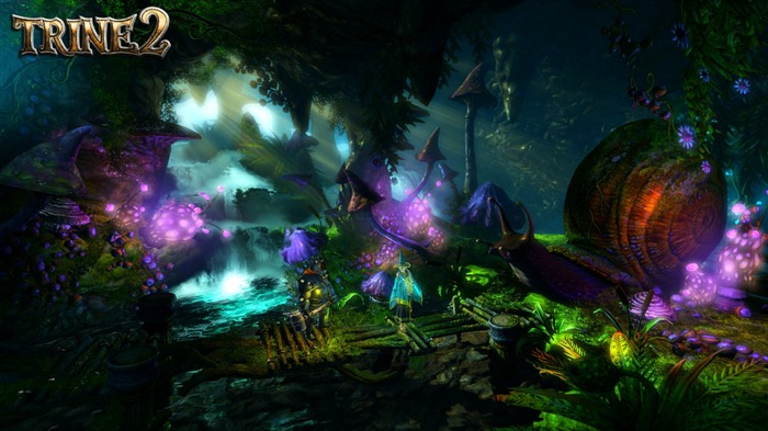 Trine 2 Game HD Wallpaper 08 Views:3953