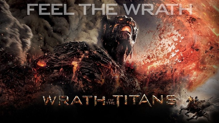 Wrath of the Titans HD Movie Wallpaper 02 Views:6528