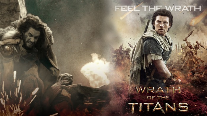 Wrath of the Titans HD Movie Wallpaper 03 Views:4225