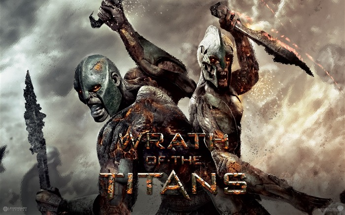 Wrath of the Titans HD Movie Wallpaper 08 Views:4318