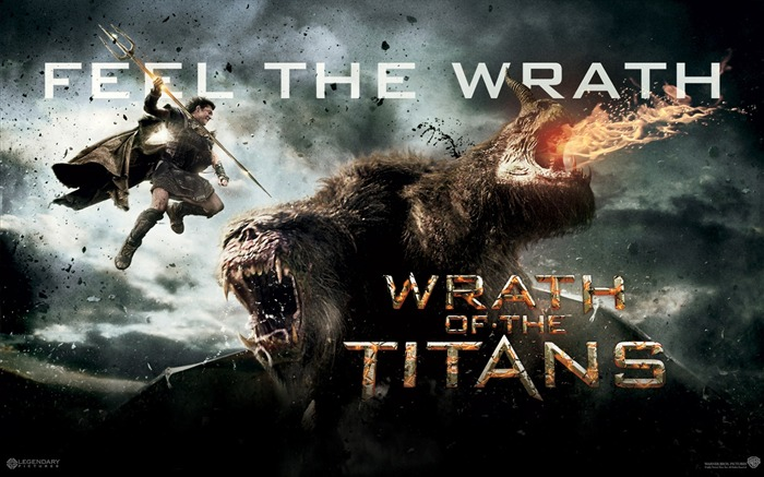 Wrath of the Titans HD Movie Wallpaper Views:12165