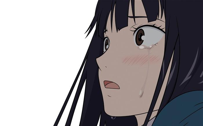 Crying Anime Girl Wallpaper Anime Girl Crying-cartoon