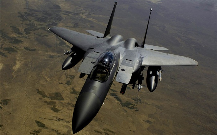 mcdonnell douglas f15 eagle-military aircraft wallpaper Views:6519
