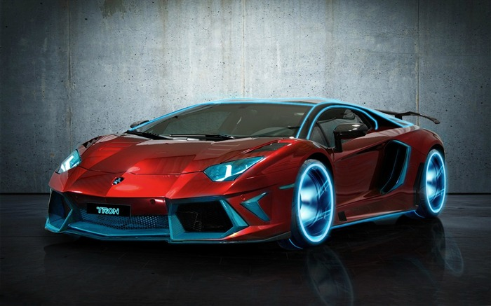 Title:the aventador-Cool Cars Desktop Wallpaper Selection Views:16191