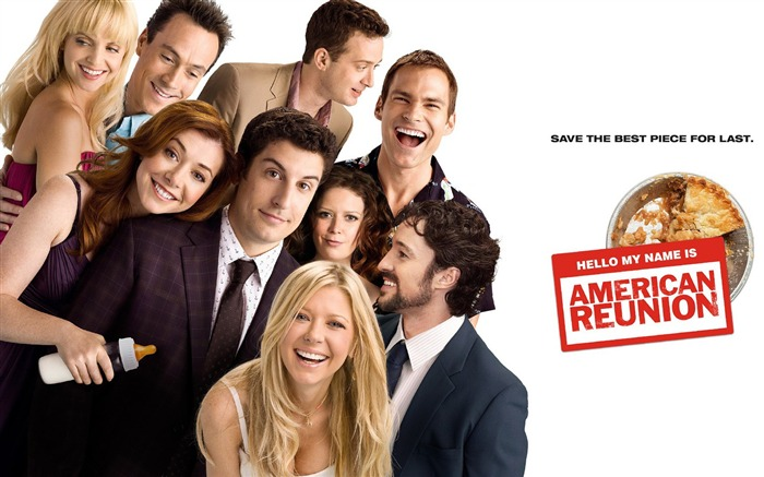 2012 American Reunion Movie HD Wallpapers Views:4936