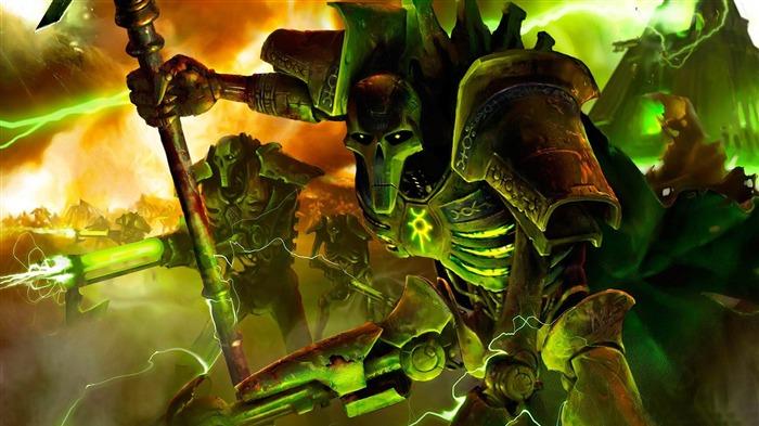 Warhammer Series Game Hd Wallpaper Lista De álbumes Página1
