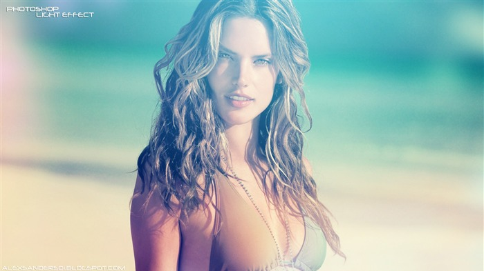 Alessandra Ambrosio-Hot sexy beauty photo wallpapers Views:8162