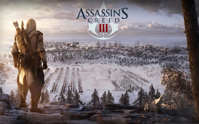 Assassins Creed 3 Game HD Wallpaper Views:60457