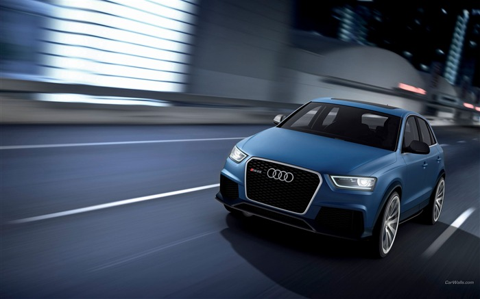 Audi RS Q3 Concept Car HD Wallpaper 01 Views:6840 Date:4/22/2012 5:29:45 PM