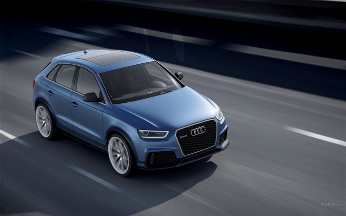 Audi RS Q3 Concept Car HD Wallpaper 03 Views:5724 Date:4/22/2012 5:30:30 PM