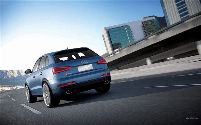 Audi RS Q3 Concept Car HD Wallpaper 04 Views:5019 Date:4/22/2012 5:30:57 PM