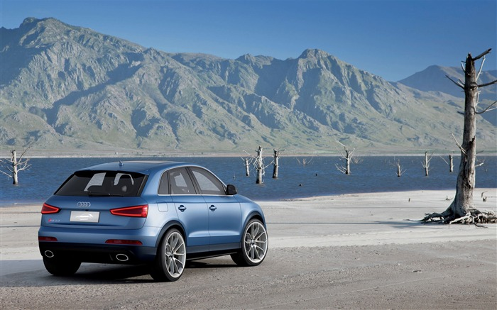 Audi RS Q3 Concept Car HD Wallpaper 08 Views:5740 Date:4/22/2012 5:32:38 PM