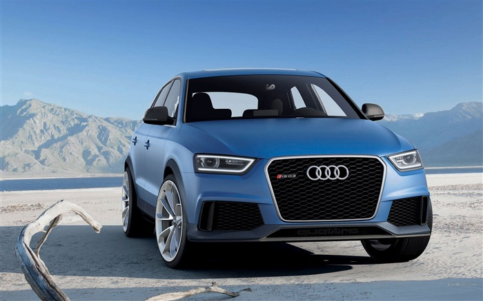 Audi RS Q3 Concept Car HD Wallpaper 11 Views:6843 Date:4/22/2012 5:34:04 PM