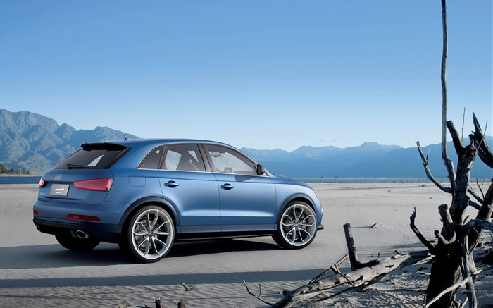 Audi RS Q3 Concept Car HD Wallpaper 12 Views:5117 Date:4/22/2012 5:34:23 PM