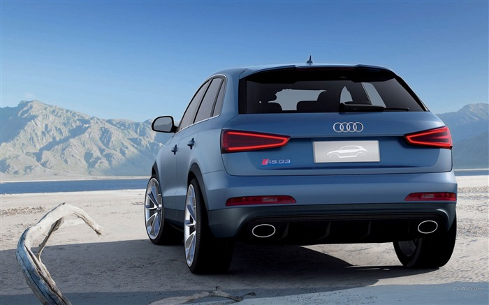 Audi RS Q3 Concept Car HD Wallpaper 13 Views:5963 Date:4/22/2012 5:34:52 PM