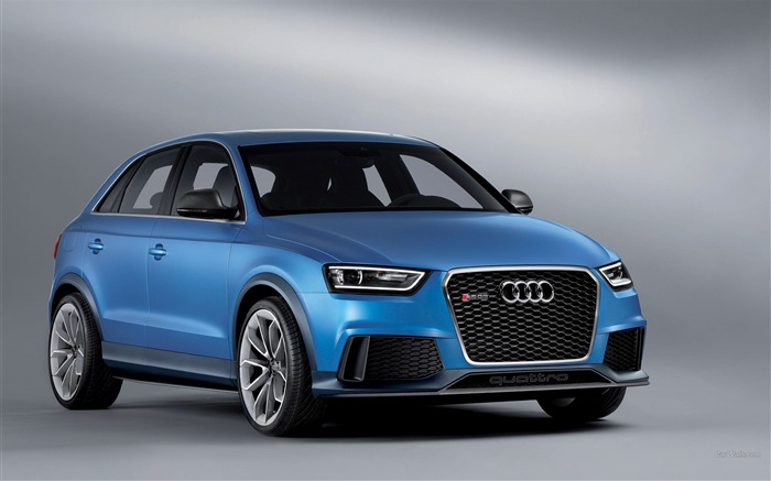 Audi RS Q3 Concept Car HD Wallpaper 14 Views:5943 Date:4/22/2012 5:35:44 PM