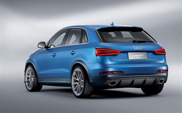 Audi RS Q3 Concept Car HD Wallpaper 15 Views:5562 Date:4/22/2012 5:36:04 PM