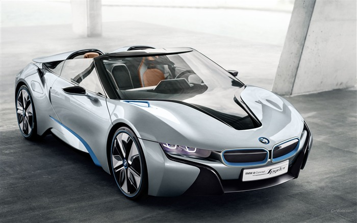 BMW i8 Spyder Concept HD Wallpaper Views:14501