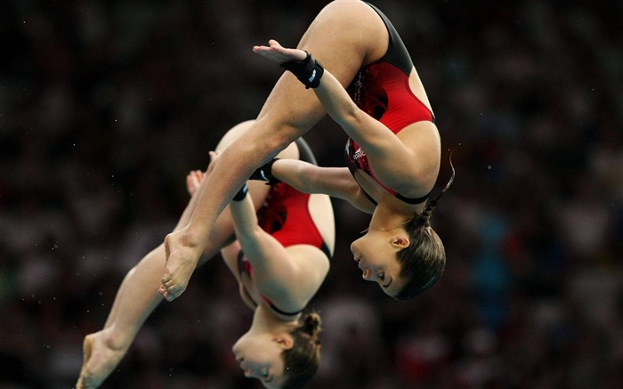 Beijing the Olympic diving-Sports wallpaper Views:10314