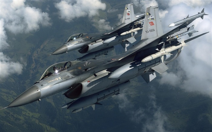 Fighter planes-Military aircraft wallpaper Views:5913