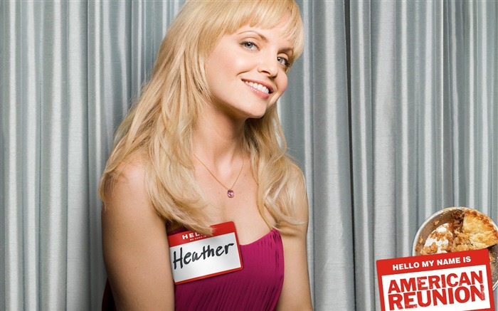 Heather-2012 American Reunion Movie HD Wallpapers Views:4491