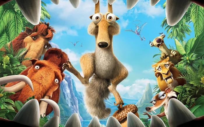 Ice Age Movie HD wallpaper Views:15100 Date:4/19/2012 11:11:57 PM