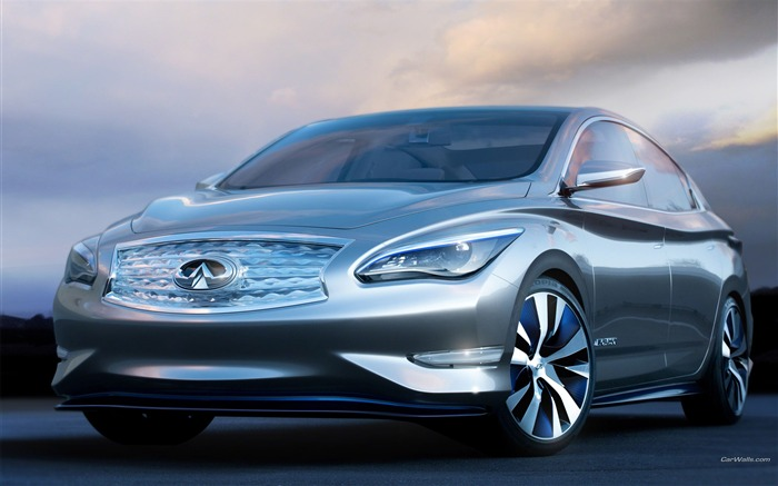 Infiniti Le Concept  Auto HD Wallpapers Views:4799