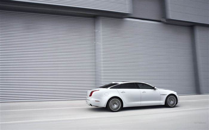 Jaguar XJ Ultimate Auto HD Wallpaper 02 Views:5534